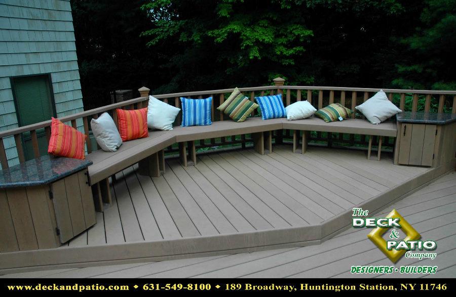 decks - Trex Deck Design Ideas