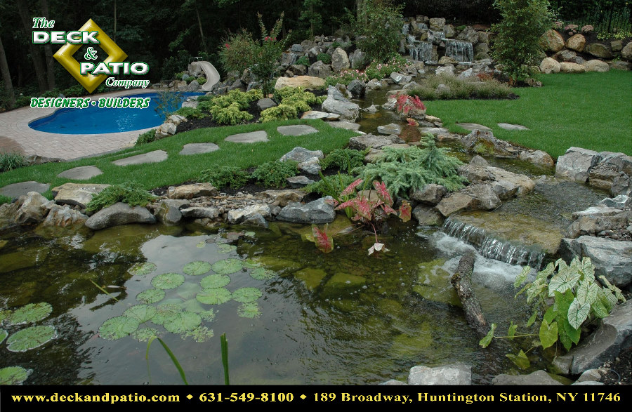 Ponds Water Features
