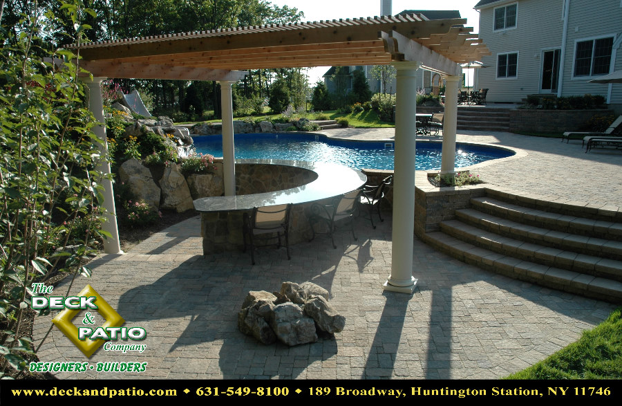 Pools Spas The Deck And Patio Company