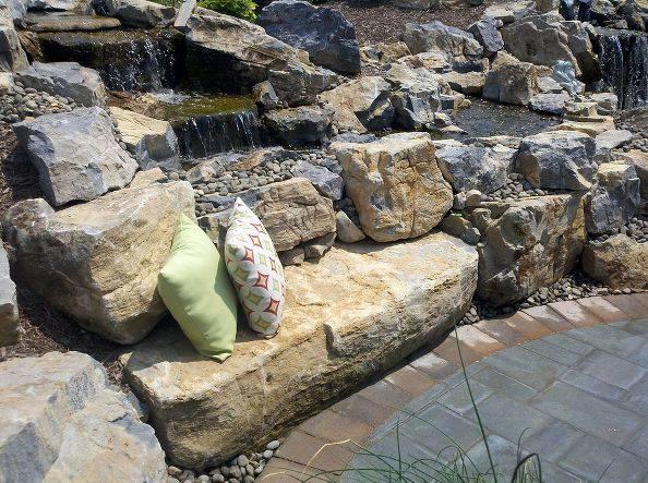 Rock Sofa and Rock Seats (Long Island/NY):