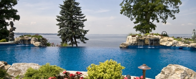 "Vanishing Edge ""Infinity"" Pools:"