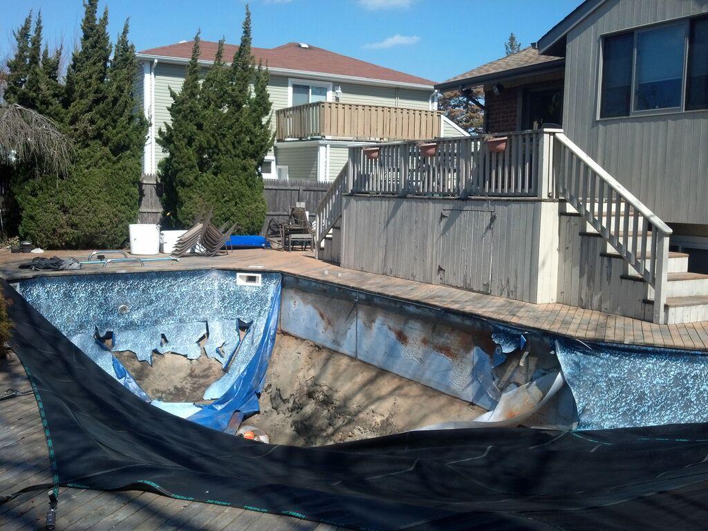 Backyard Restorations: