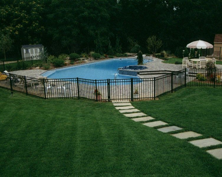 Multi Level Backyard With Pool : multilevel patios