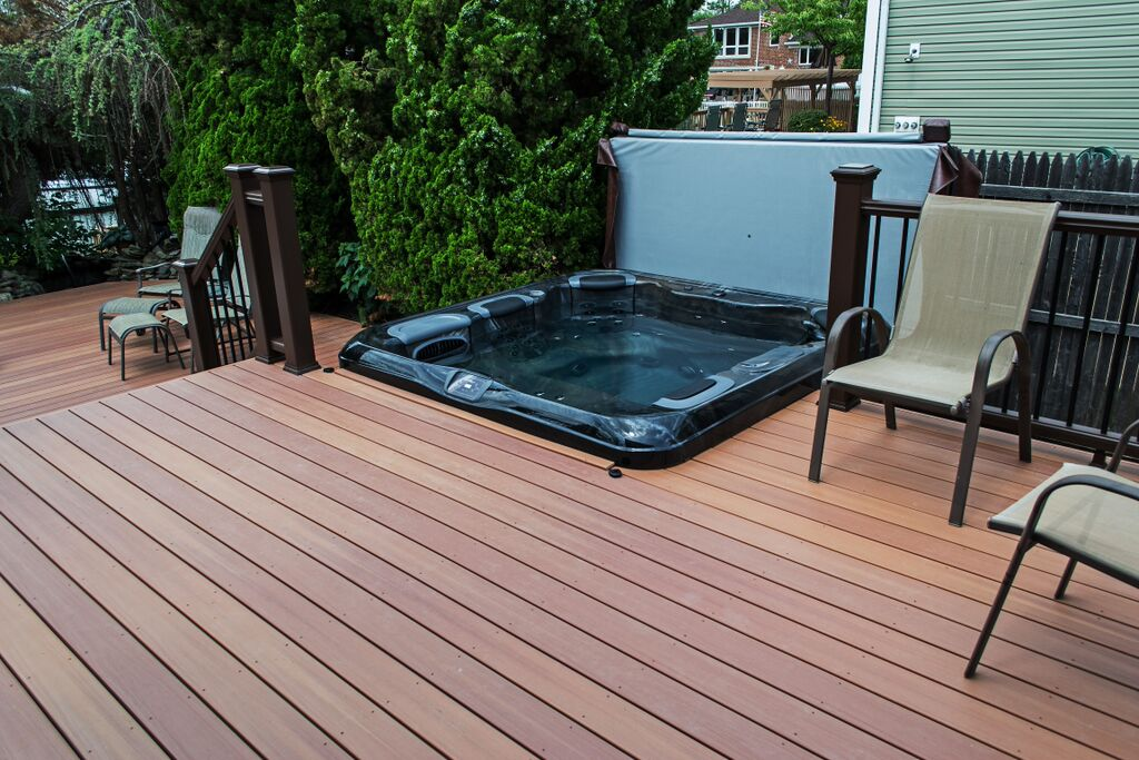 Decking design/build: