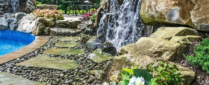Pondless Waterfall: