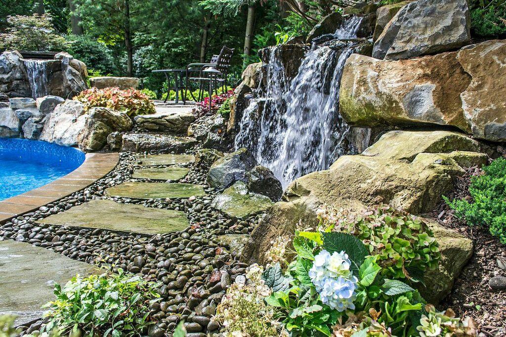 Pondless Waterfall: