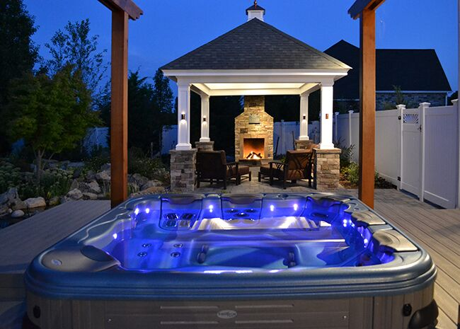 APSP 2013 Award for Exterior Portable Hot Tub: