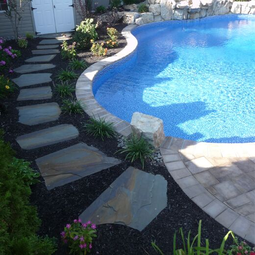 Stepping Stone Paths (Long Island/NY):