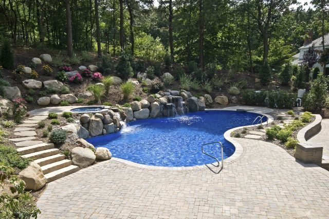 Winter-Friendly Techo-Bloc Pavers:
