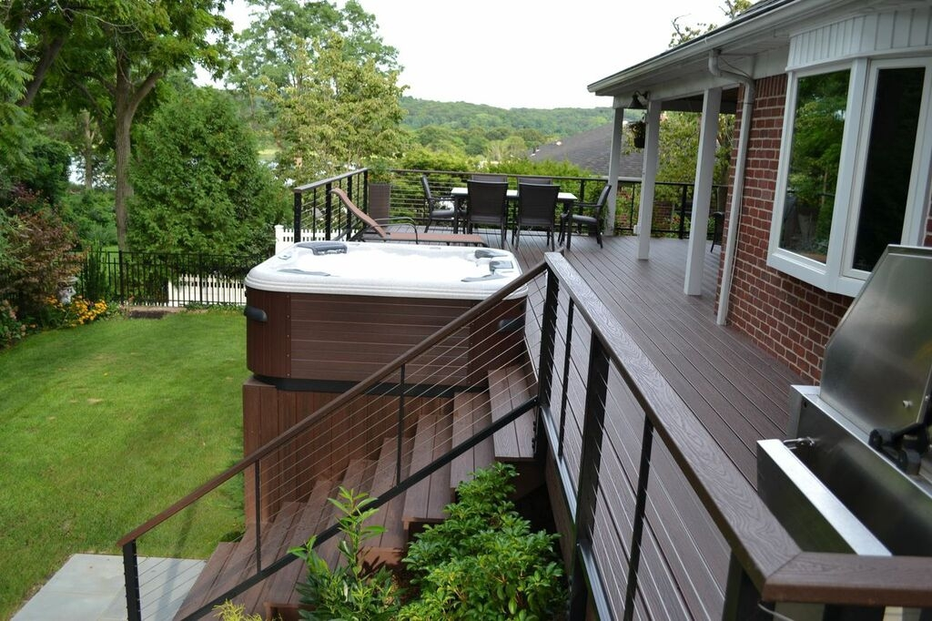 Maintenance Free Decking: