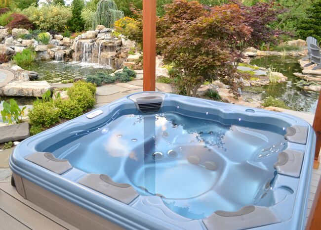 apsp award for exterior portable hot tub