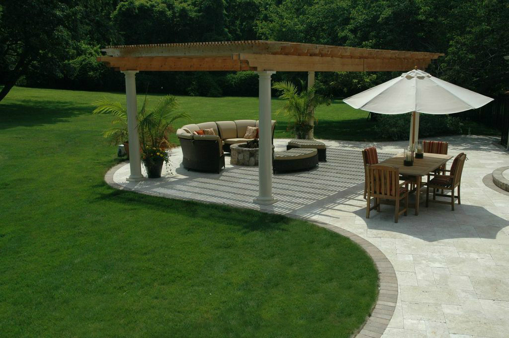 Superbe Are You Thinking About Travertine For Your New Patio? U2013 The Deck And Patio  Company