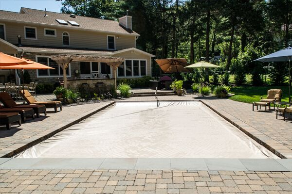 Vinyl Pool/Automated Pool Cover: