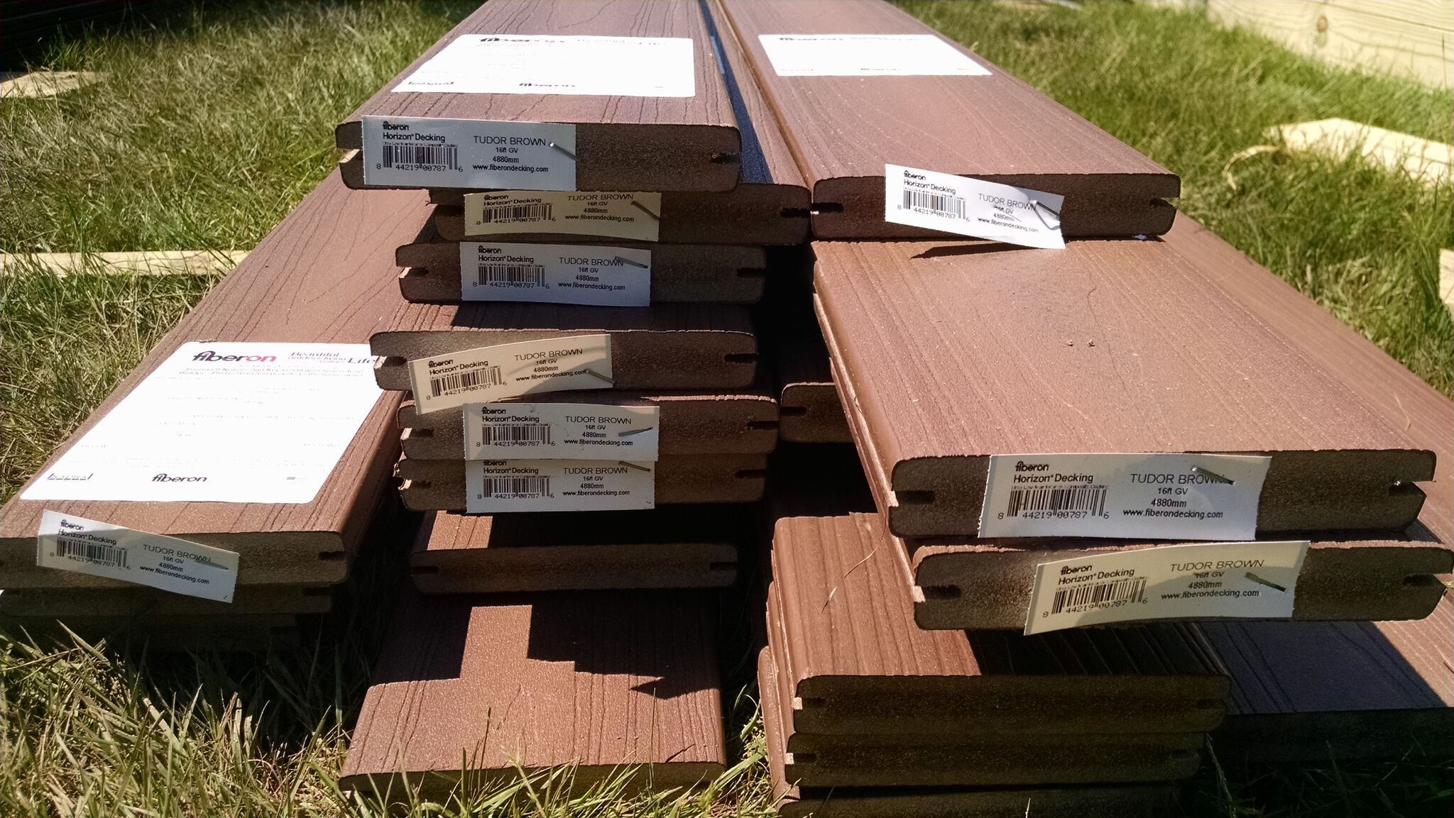 Fiberon Deck Boards (Long Island/NY):