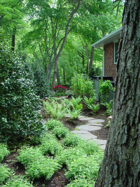 Quiet Walking Spaces: