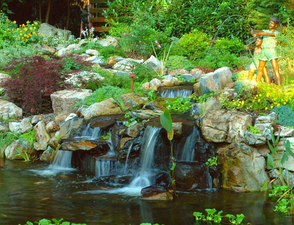 Using Rocks and Boulders in the Landscape: