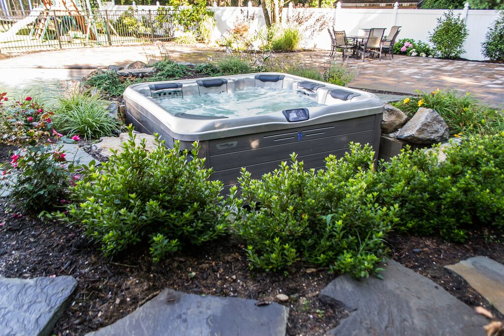 Bullfrog Spa Installation: