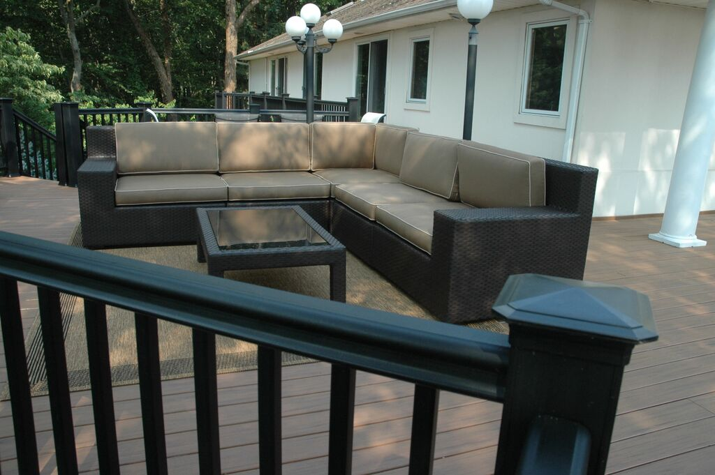 TimberTech Deck and Railing: