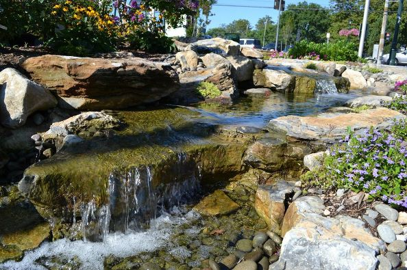 Water Features: