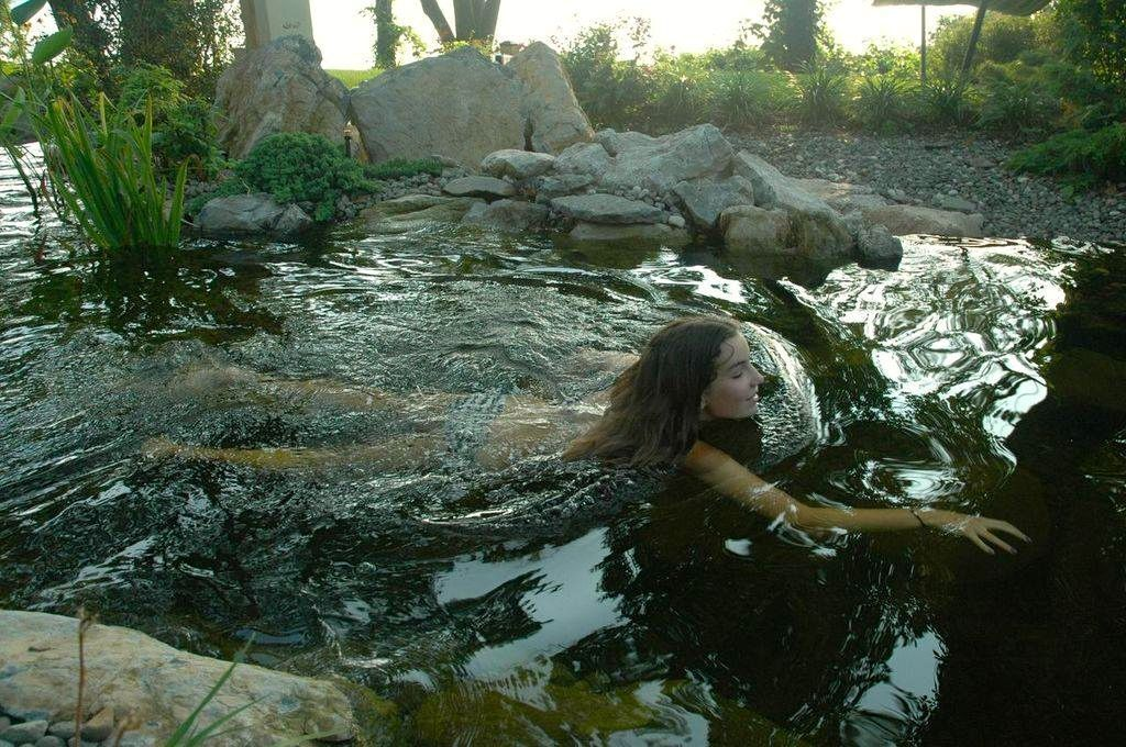 Natural Swimming Ponds: