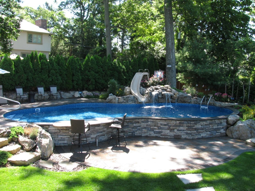 Elevated Backyard Terrain: