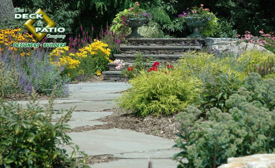 Hardscapes That Look Natural: