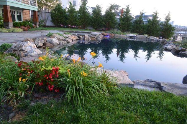 Adirondack-style Pool: