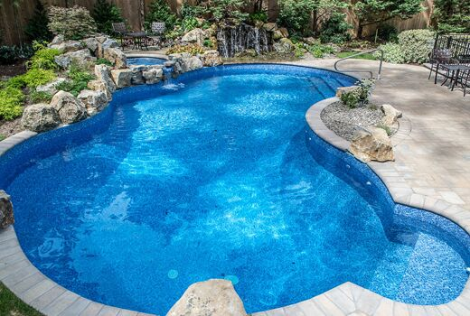 Concrete Pavers for Pool Surround