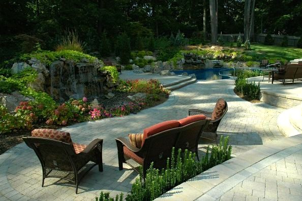 Mixing Softscapes with Hardscapes: