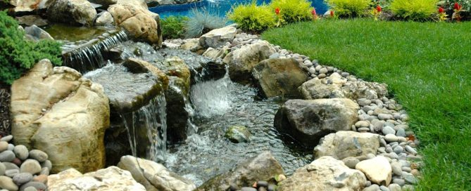 Backyard Water Features: