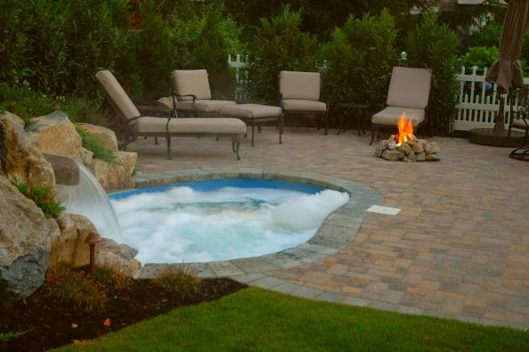 No Room For A Pool How About An Award Winning Spool The Deck And Patio Company