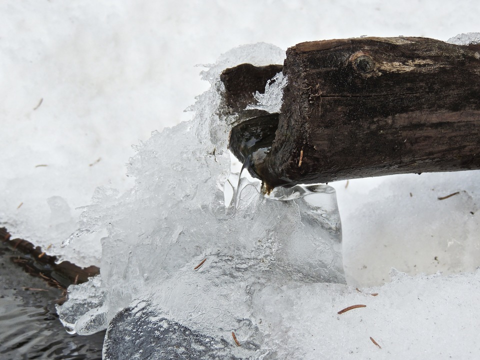 Winterizing Waterscapes: If you do not want the water to freeze, you can choose to winterize your water gardens/waterscapes by running them with heat, which will melt the ice dams. But that is not necessary and might you misssome gorgeous winter scenes.