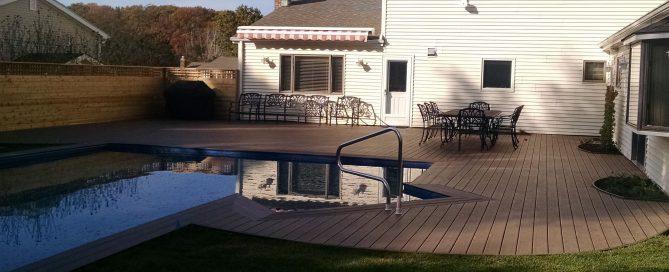 Fiberon Swimming Pool Deck Surround: