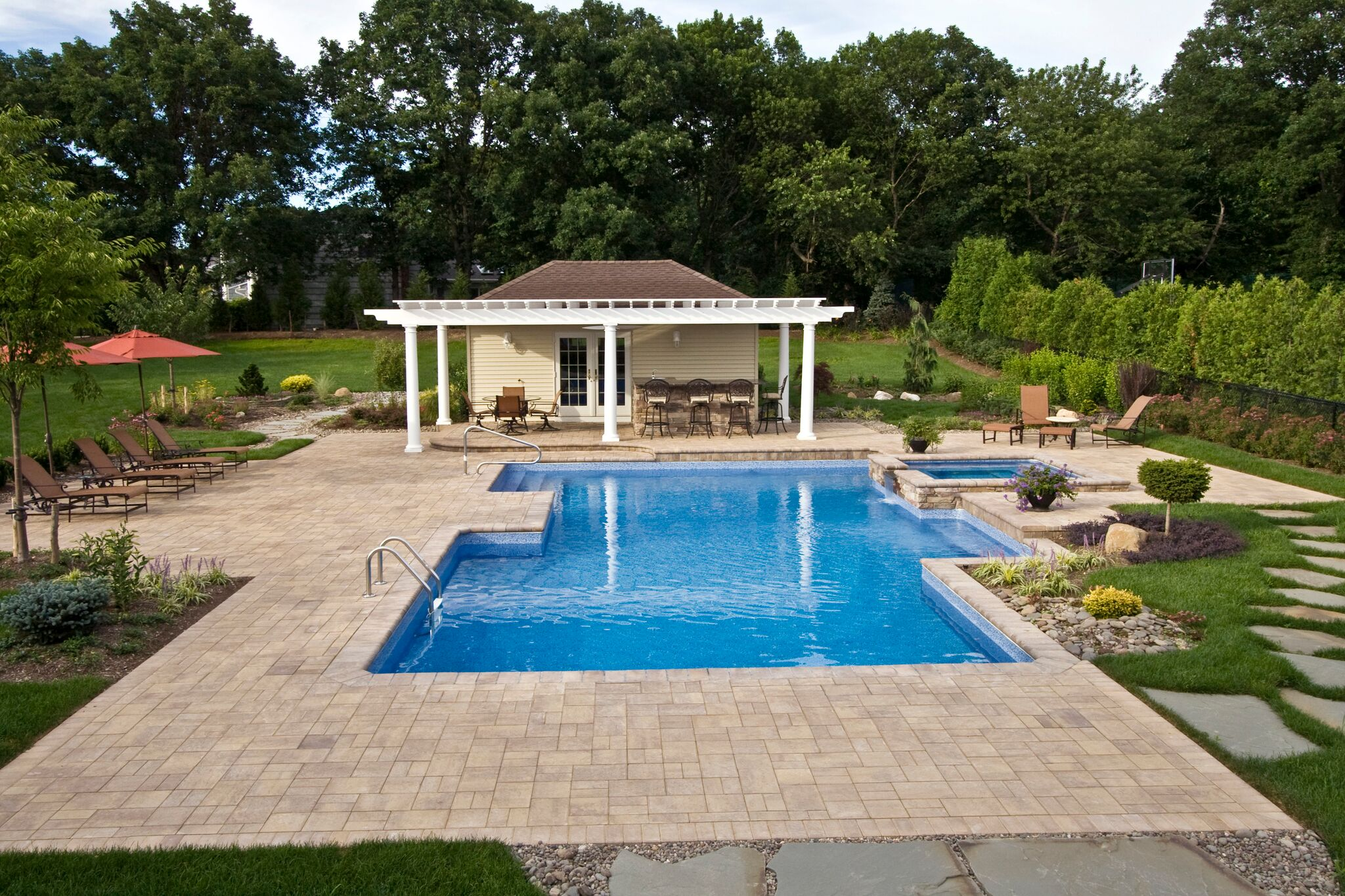 Backyard Retreat (Long Island/NY):