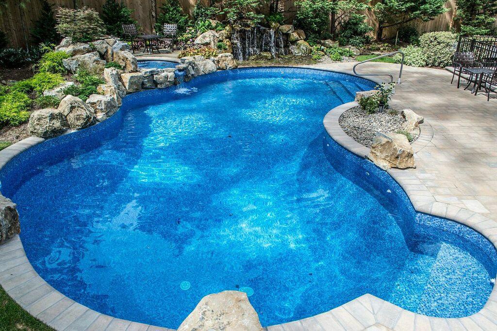 Poolside Landscaping: