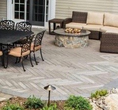 Deck and Patio/Customized Fire Pit