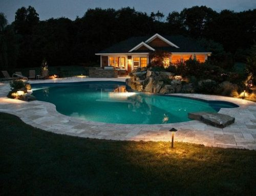 Extending Outdoor Season with a Pool House