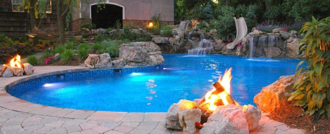 Change to Pool Liner Makes Beautiful Difference