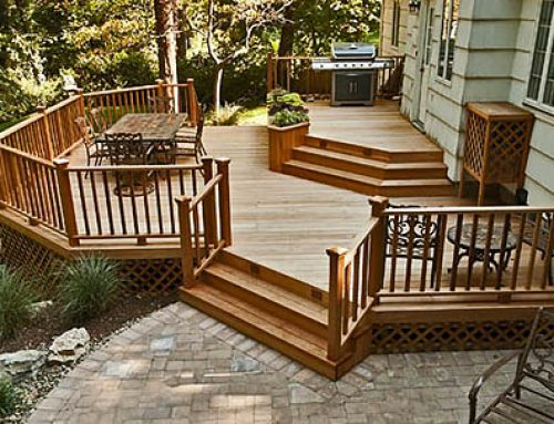 Fall Is a Great Time to Design/Build a New Deck