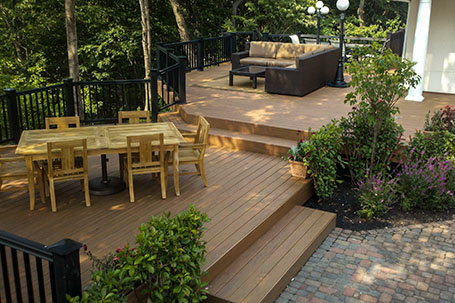 "Deck and Patio ""TimberTech"" Deck"