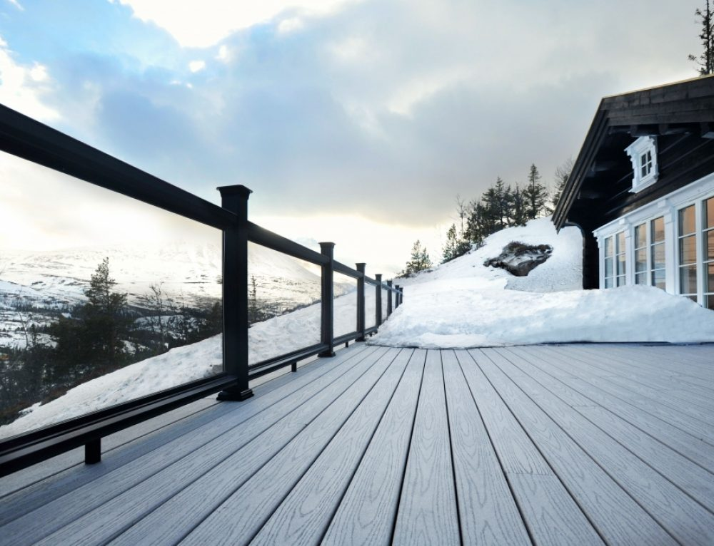 Winter-Friendly Construction Products: Let It Snow, Let It Snow, Let It Snow