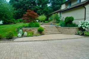 Deck and Patio Project Using Techo-Bloc