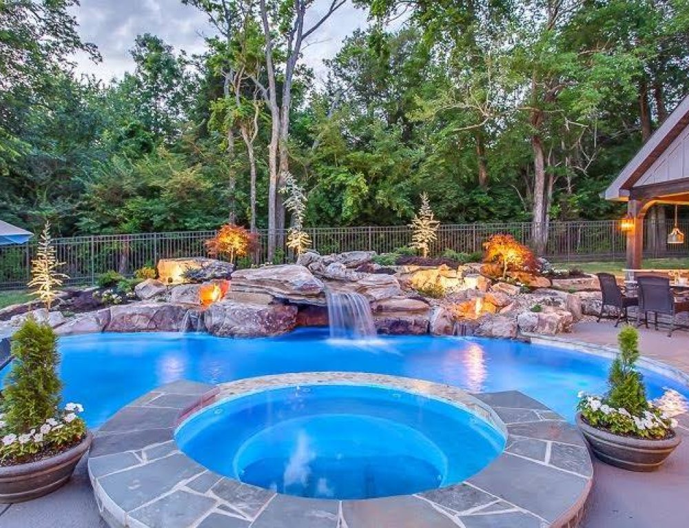 Deck and Patio Stars with 'Pool Kings' in 'Rocky Road to Backyard Bliss'