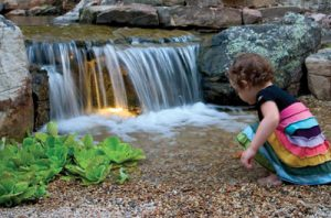Pondless Waterfall (Photo: Aquascape Inc.)