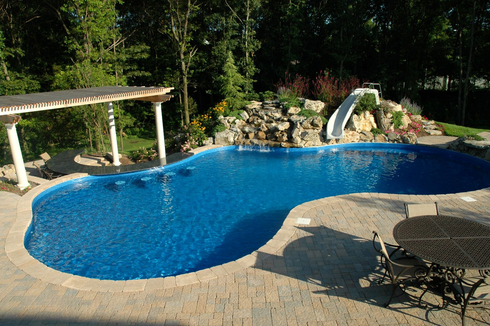 Pool Surrounds The Deck And Patio Company