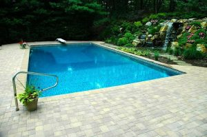 Refurbished Pool and Patio
