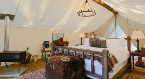 Hudson Valley Luxury Camping