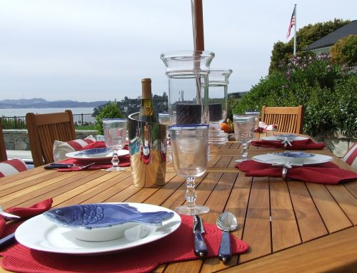 Posh Picnics: Getting Away to Your Deck – Part II