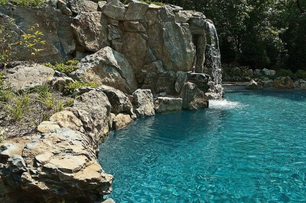 Pool Grotto: