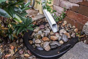 Harvesting Rainwater Roof Runoff